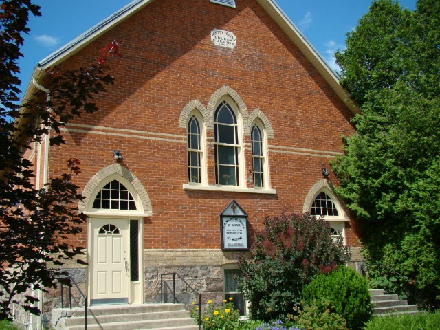 Eugenia United Church