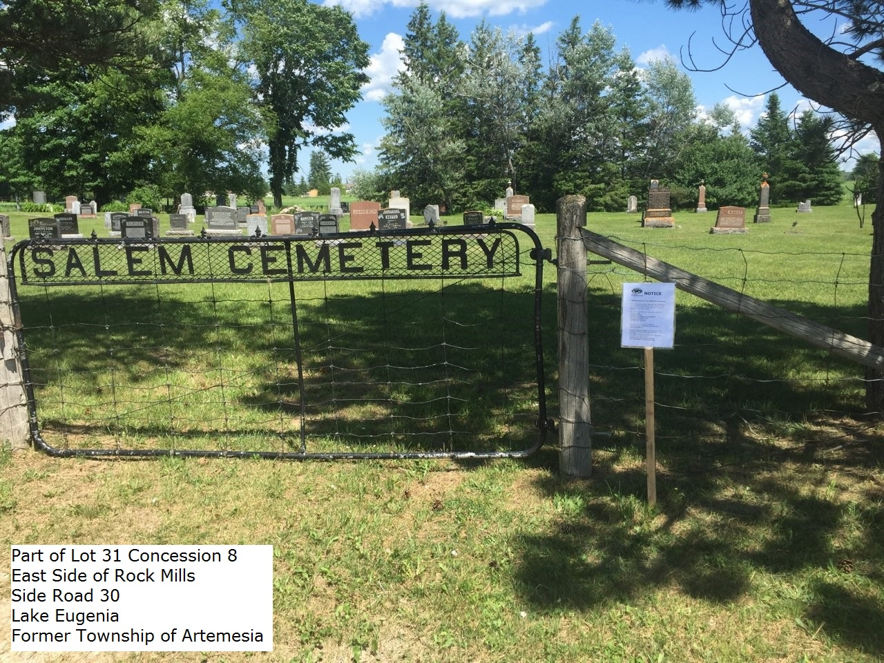 Picture of Salem Cemetery